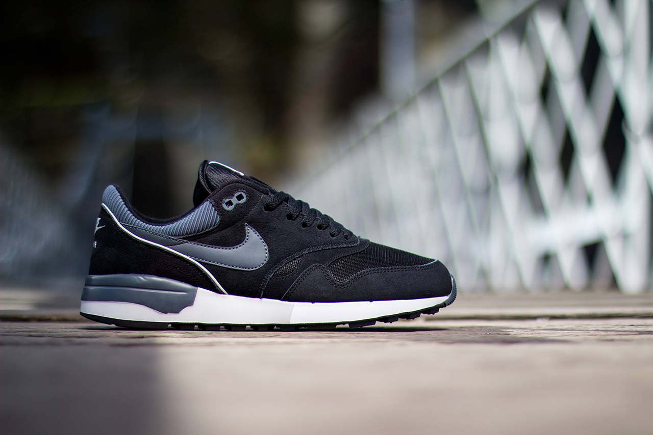 Nike Air Odyssey Black/Dark Grey