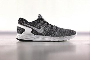 Nike Flyknit Lunarglide 6 Grey/Black