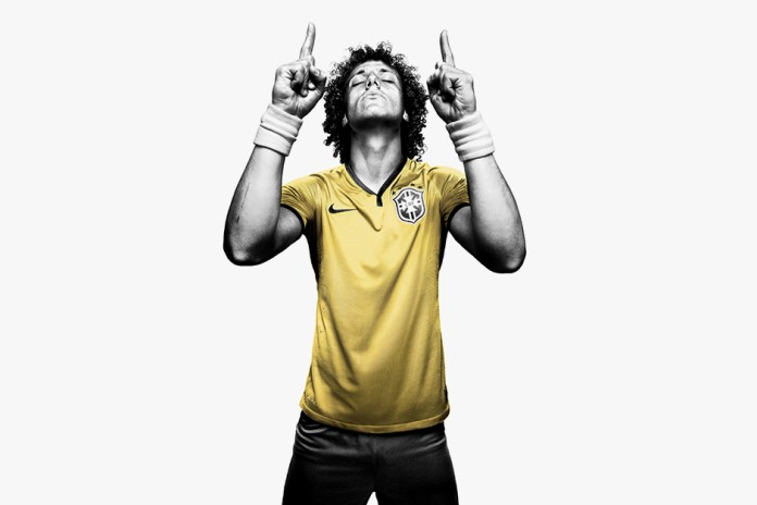 "Nike Football ""David Luiz - Yellow & Green"""