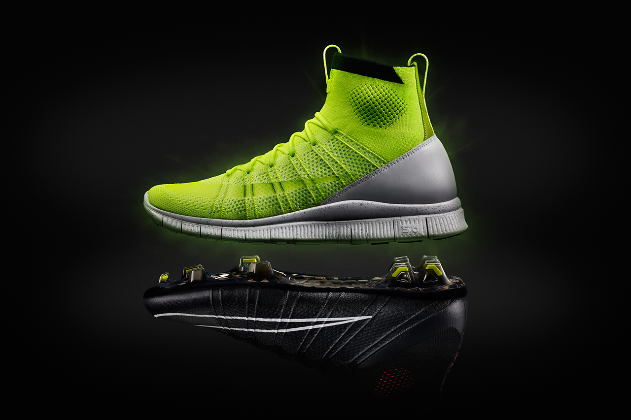 """Nike Free Mercurial Superfly HTM """"Volt"""""""