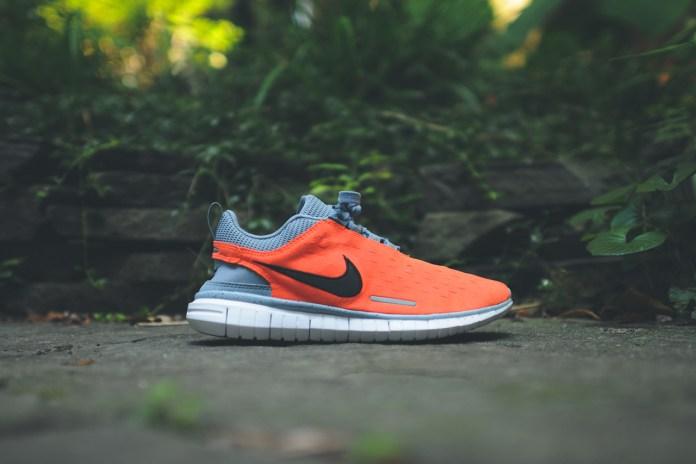 Nike Free OG 2014 Hyper Crimson & Hyper Cobalt