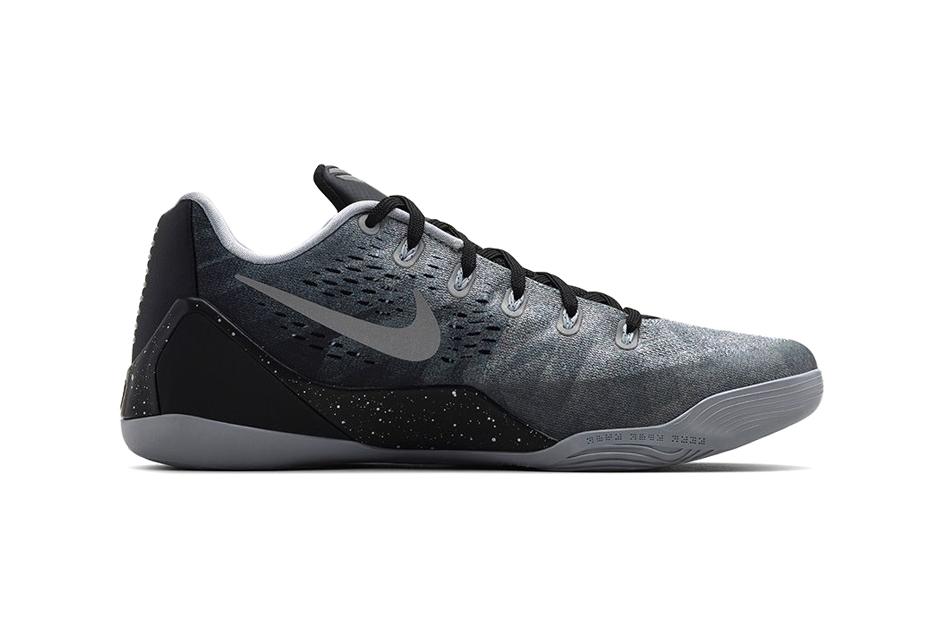 "Nike Kobe 9 EM ""Metallic Silver"""