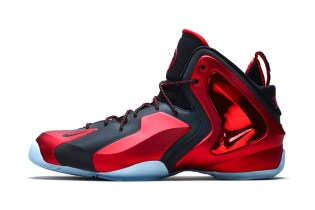 "Nike Lil Penny Posite ""University Red"""