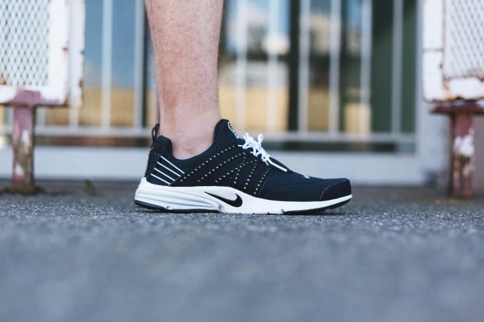 Nike Lunar Presto Black/White