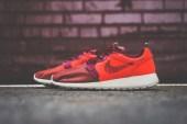 Nike Roshe Run Hyperfuse Team Red & Catalina/Poison Green