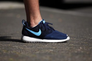 "Nike Roshe Run ""Navy"""