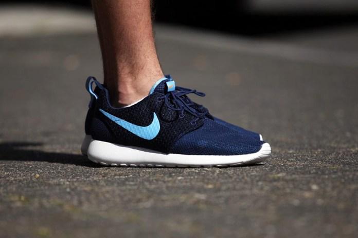 """Nike Roshe Run """"Navy"""""""