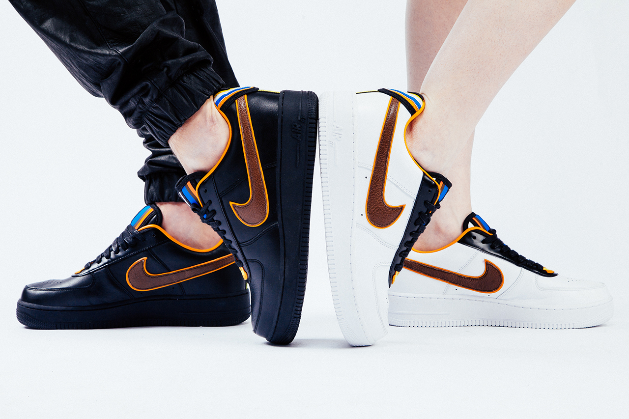 nike r t air force 1 laissez aller editorial