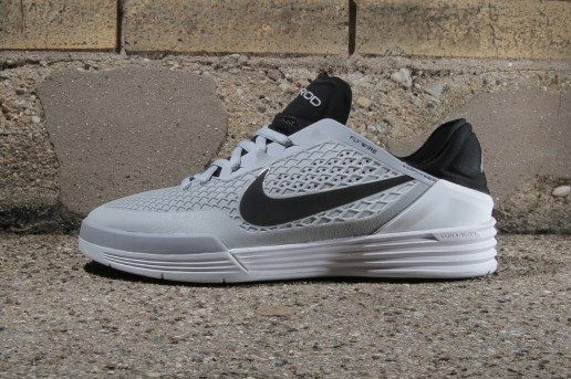 Nike SB Paul Rodriguez 8 Wolf Grey/Pure Platinum