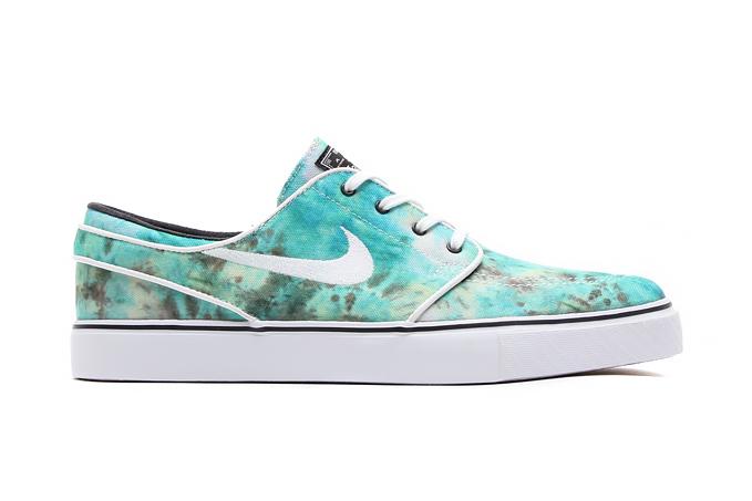 "Nike SB Zoom Stefan Janoski Premium QS ""Tie-Dye"" Pack"
