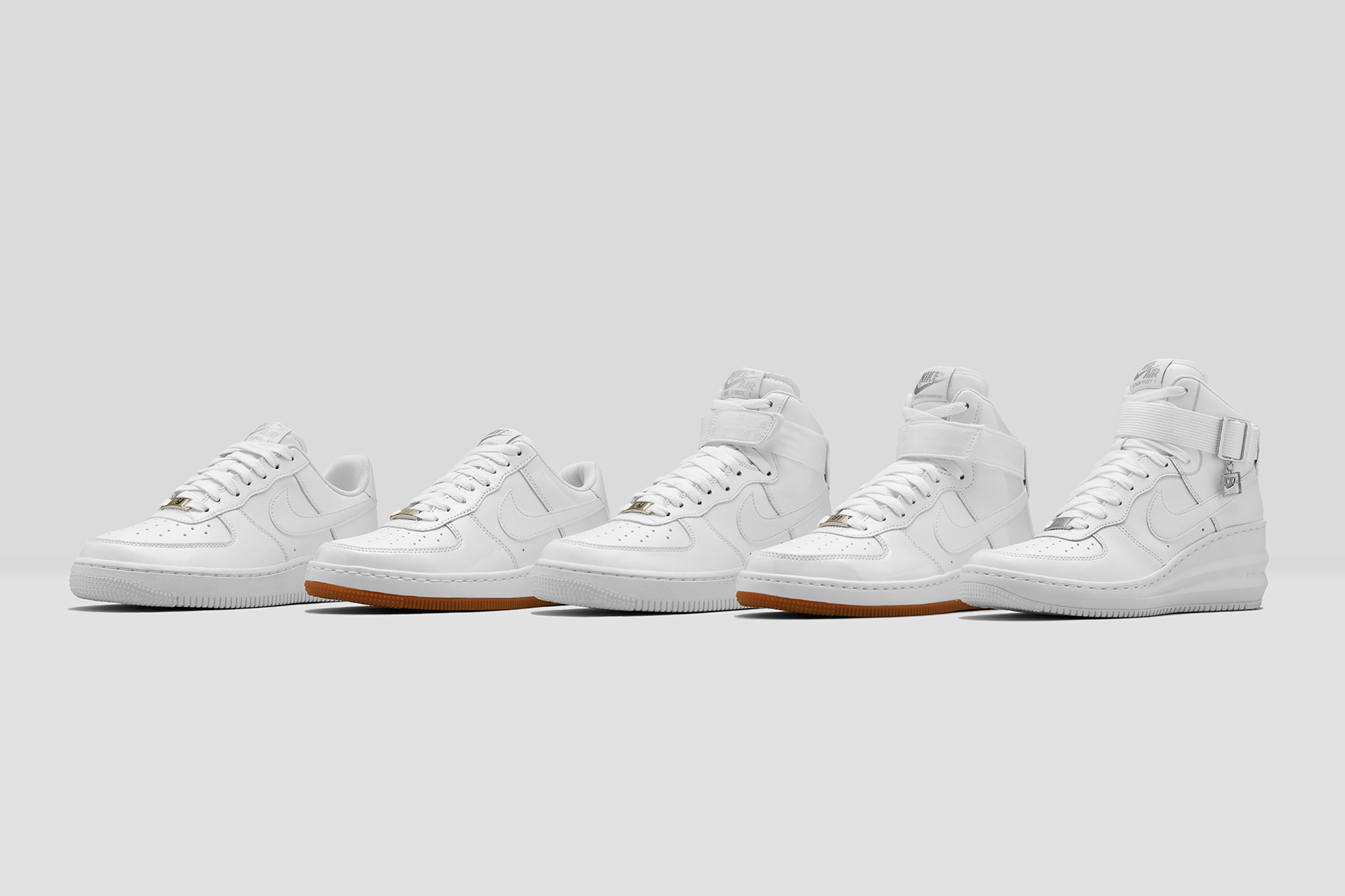 nike sportswear wmns 2014 air force 1 collection