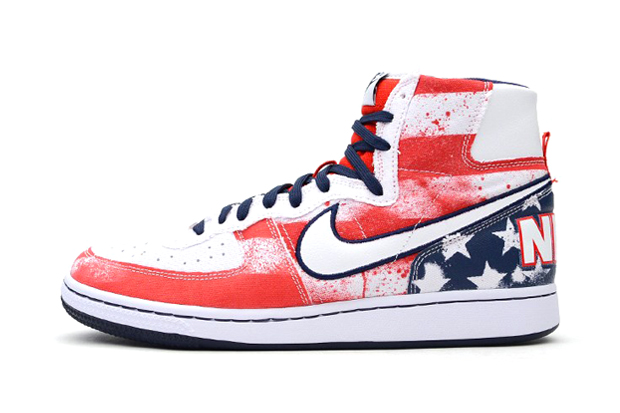 "Nike Terminator High ""America"""