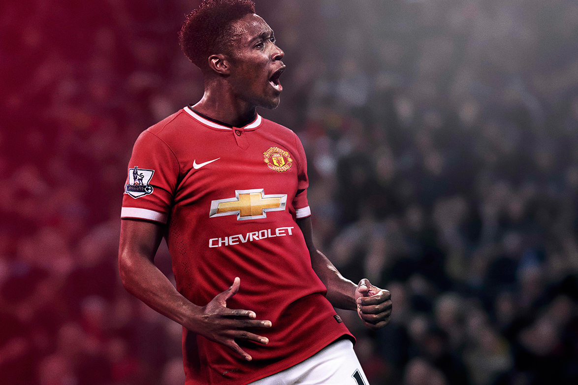 Nike Unveils Manchester United's 2014/15 Home Kit