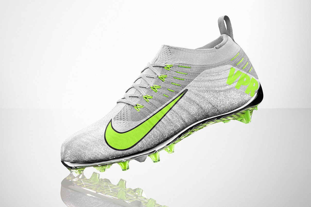 Nike Unveils the Vapor Ultimate Cleat