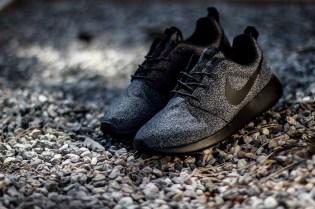 Nike WMNS Roshe Run Print Anthracite/Black