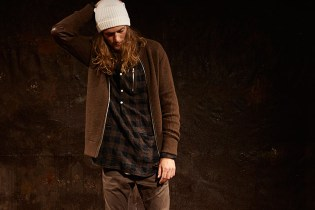 nonnative 2014 Fall/Winter Lookbook
