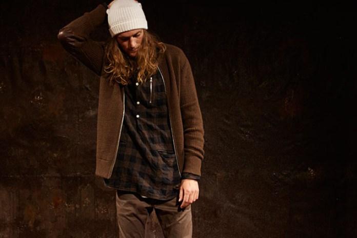 nonnative 2014 Fall/Winter Lookbook