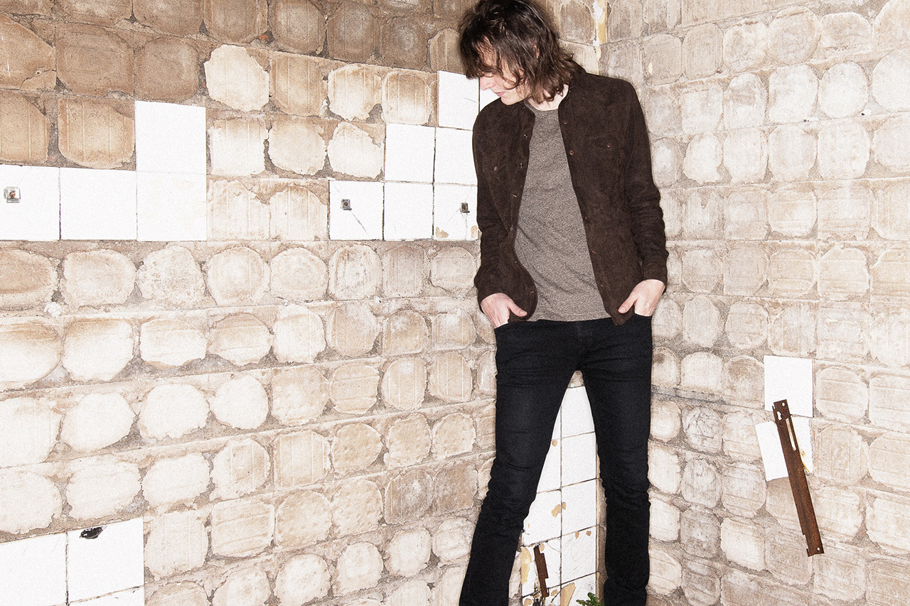 "Nudie Jeans 2014 Fall ""Dirty Realism"" Lookbook"