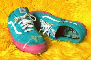 "Golf Wang's Tyler, the Creator Links Up with Vans Syndicate on an Old Skool Pro ""S"" Three Pack"
