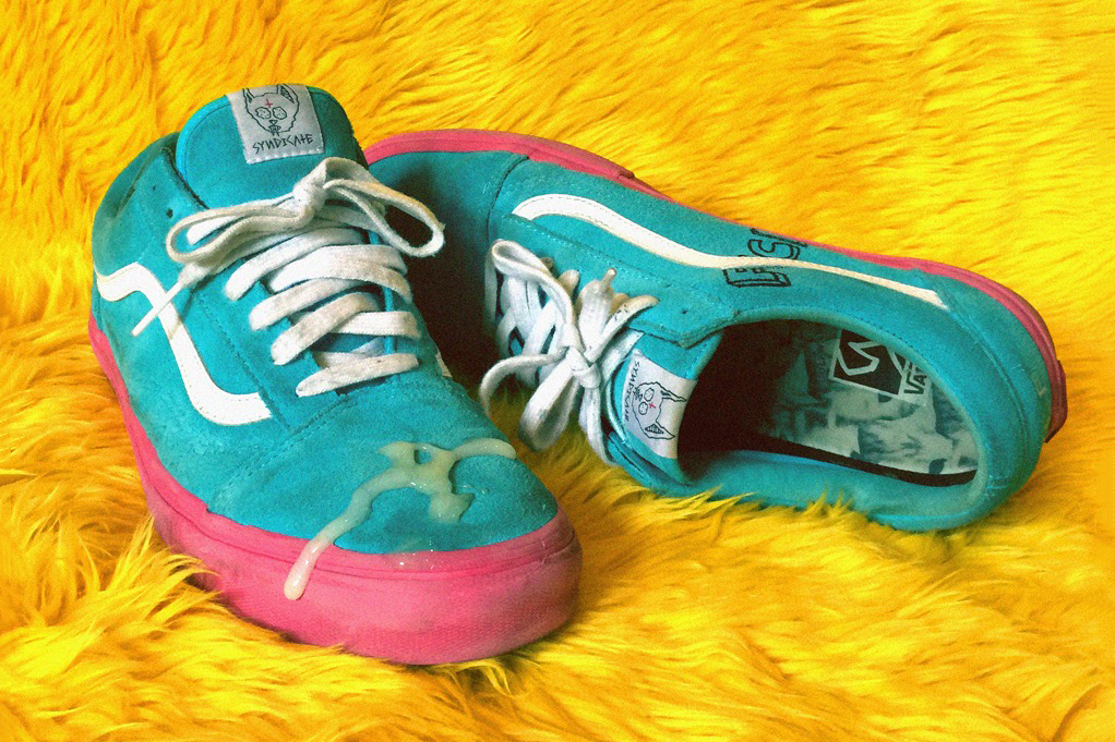 """Golf Wang's Tyler, the Creator Links Up with Vans Syndicate on an Old Skool Pro """"S"""" Three Pack"""