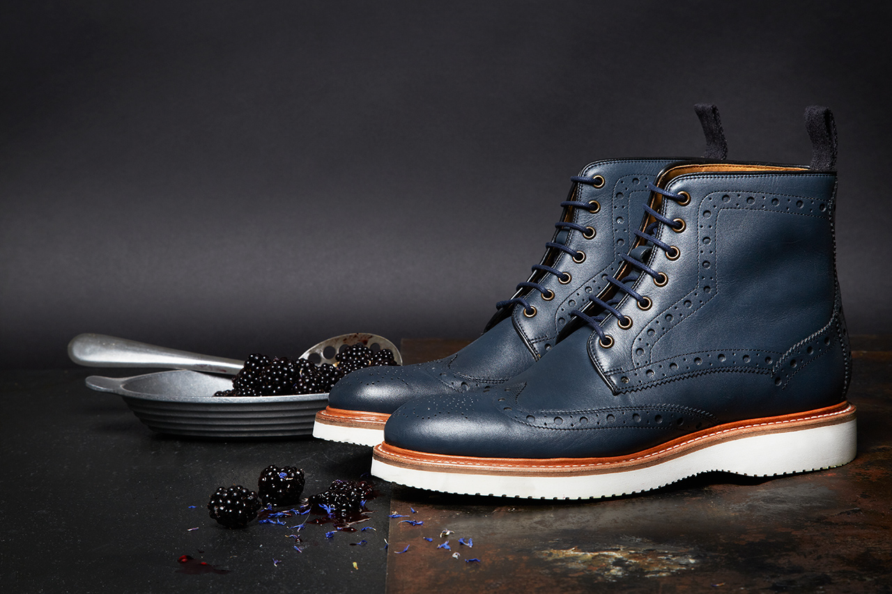 Oliver Sweeney 2014 Fall/Winter Collection