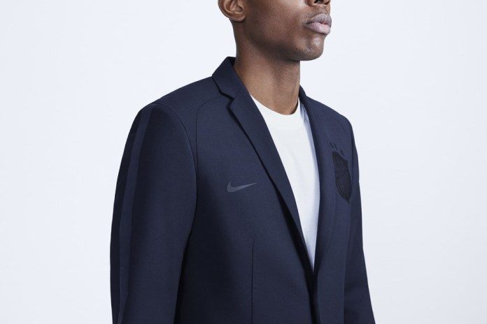 Ozwald Boateng x Nike N98 Suit