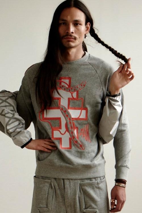 "P.A.M. 2014 Fall/Winter ""PRO ACTIVE MUTATION"" Campaign"
