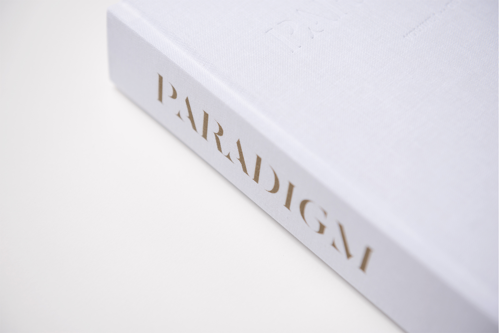 "Paradigm Vol. I ""Genesis"" Book"