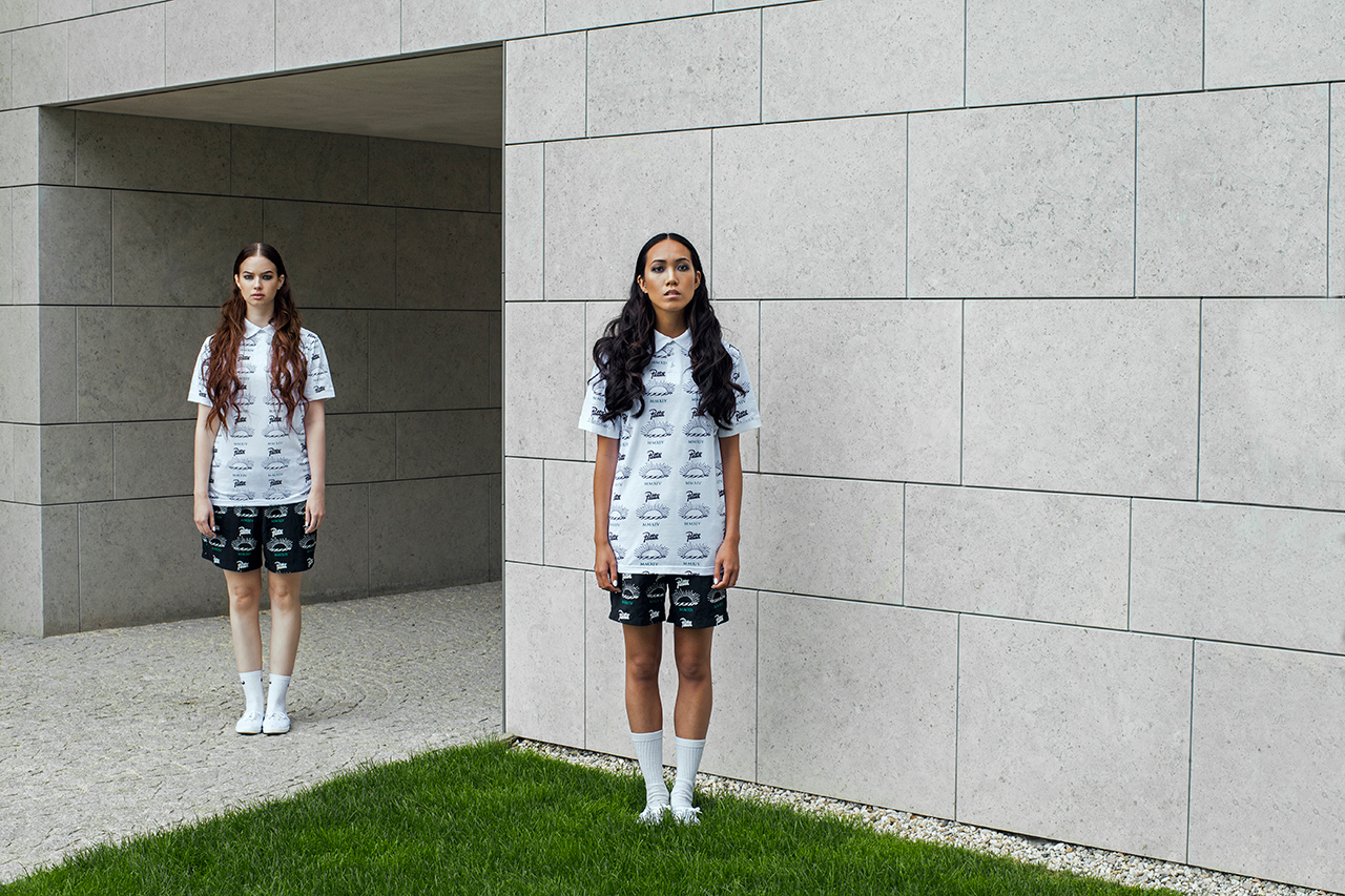 "Patta 2014 Spring/Summer ""#SSS Ladies"" Editorial"