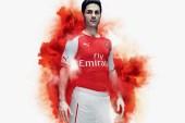 PUMA Unveils Arsenal's New 2014/15 Kits