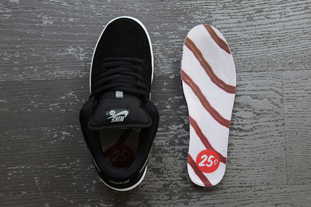 Quartersnacks x Nike SB Dunk Low Pro