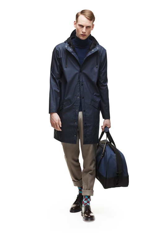 RAINS 2014 Fall/Winter Collection