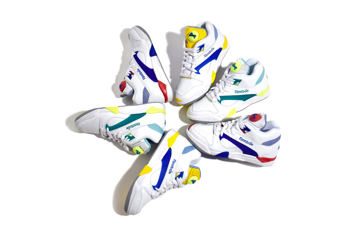 Reebok 2014 Fall Court Victory Pump