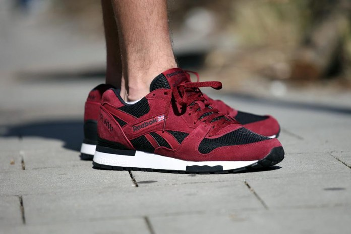 "Reebok GL 6000 ATHLETIC ""Burgundy"""