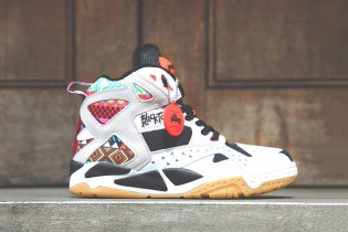 "Reebok Pump Blacktop Battleground ""Geometric Pattern"""