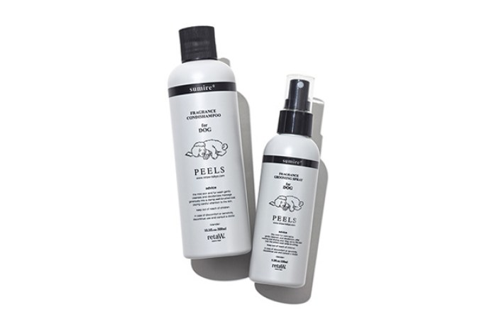 "retaW ""PEELS"" Shampoo and Fragrance Spray for Dogs"