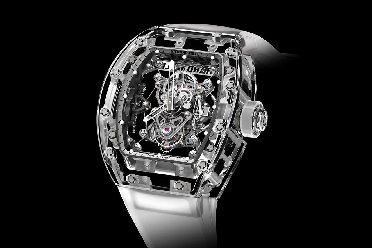 richard mille rm 56 02 tourbillon sapphire