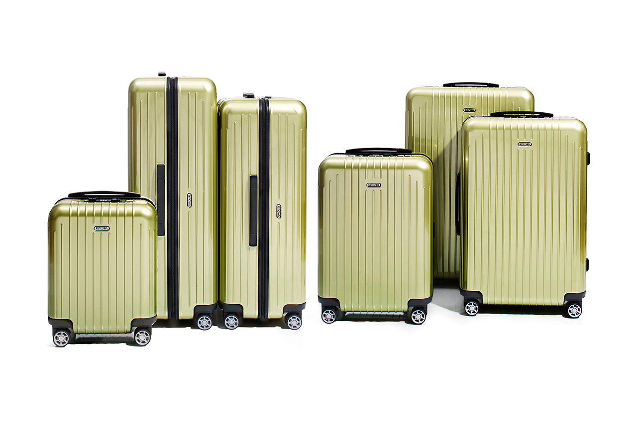 RIMOWA 2014 Lime Green Collection