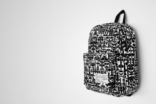 Rostarr x Medicom Toy by FABRICK 2014 Fall/Winter Bag Collection