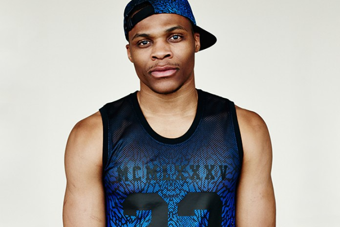Russell Westbrook Previews Jordan Brand Collaborations for Barneys