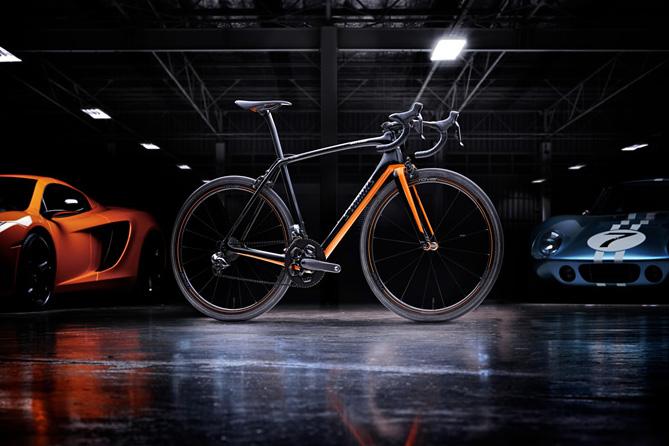 Specialized S-Works McLaren Tarmac Bike