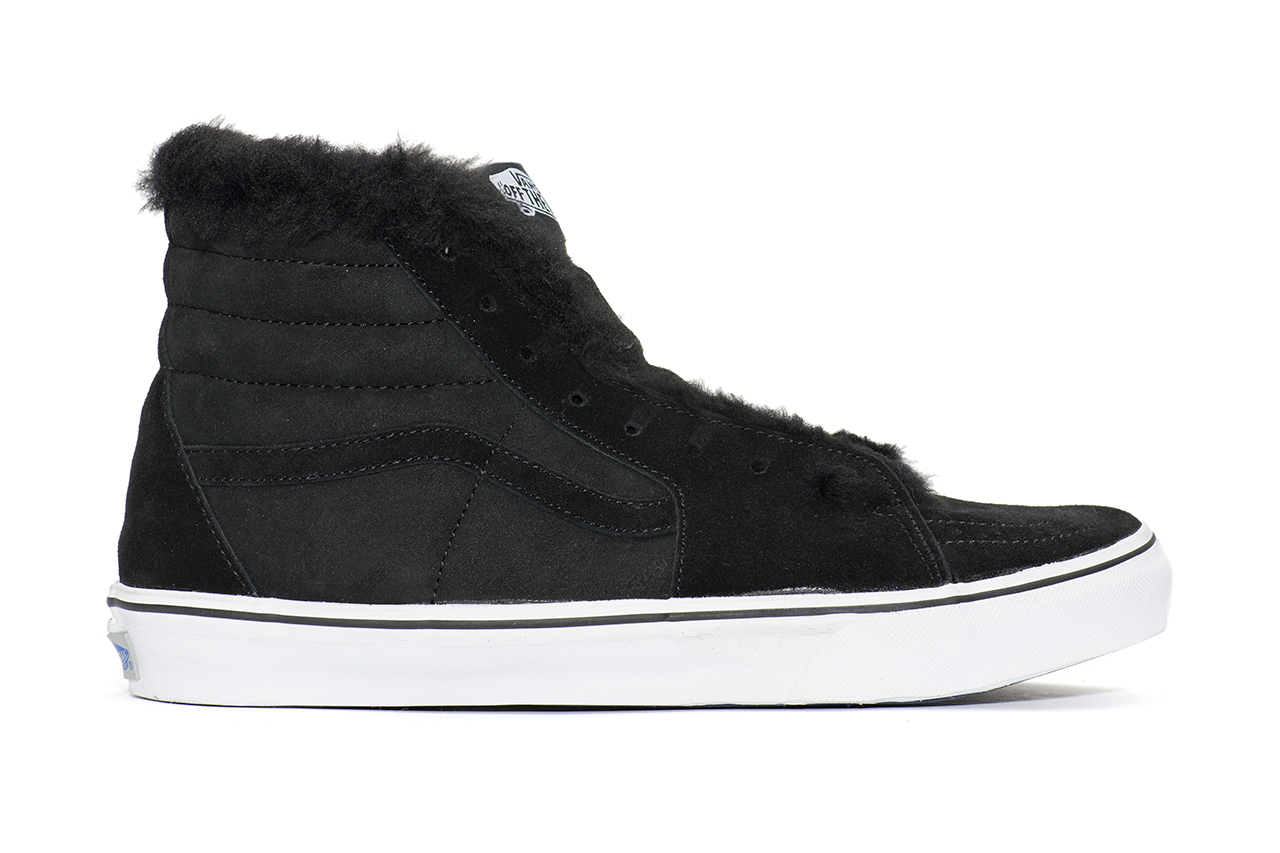 sacai for Vans 2014 Fall/Winter Preview