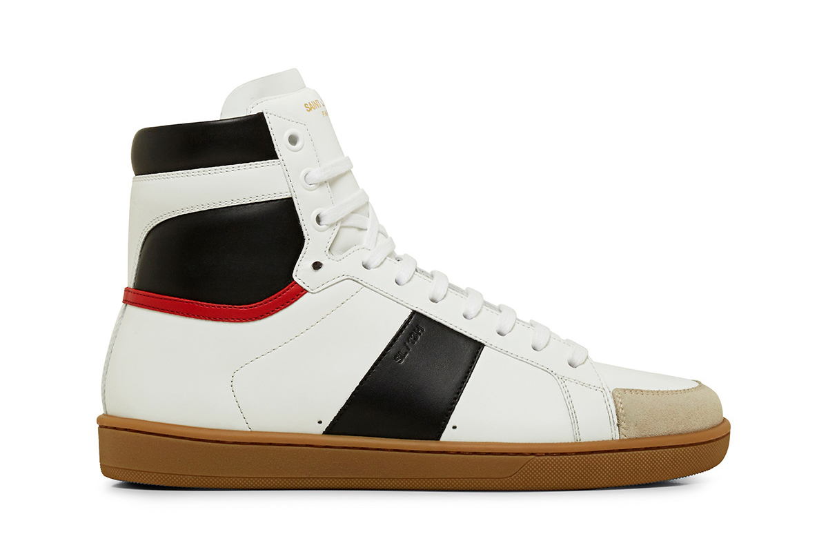 Saint Laurent 2014 Fall/Winter Gum Sole Sneakers