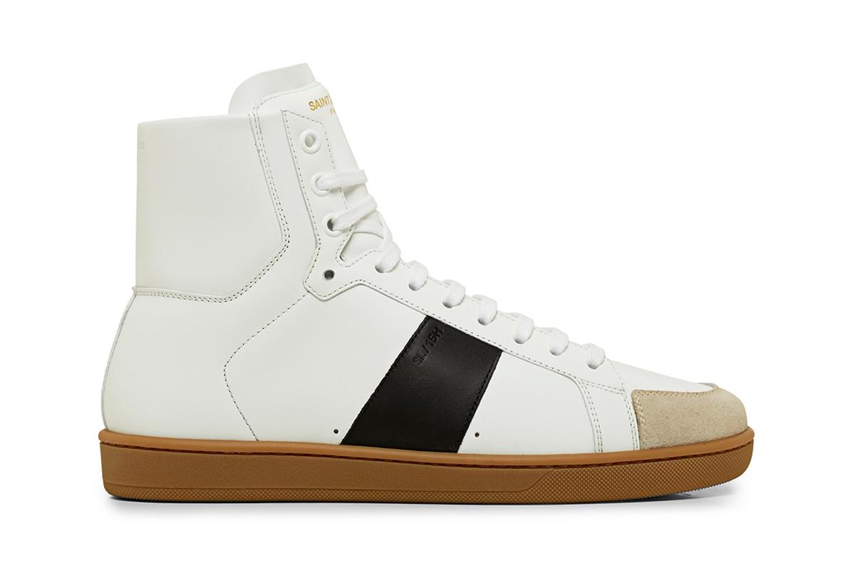 Saint Laurent 2014 Fall/Winter Gum Sole Sneakers