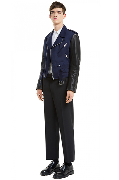 Sandro Homme 2014 Pre-Fall Collection