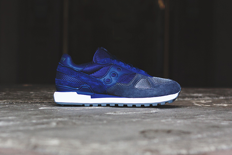 Saucony 2014 Fall Shadow Original Blue/Grey