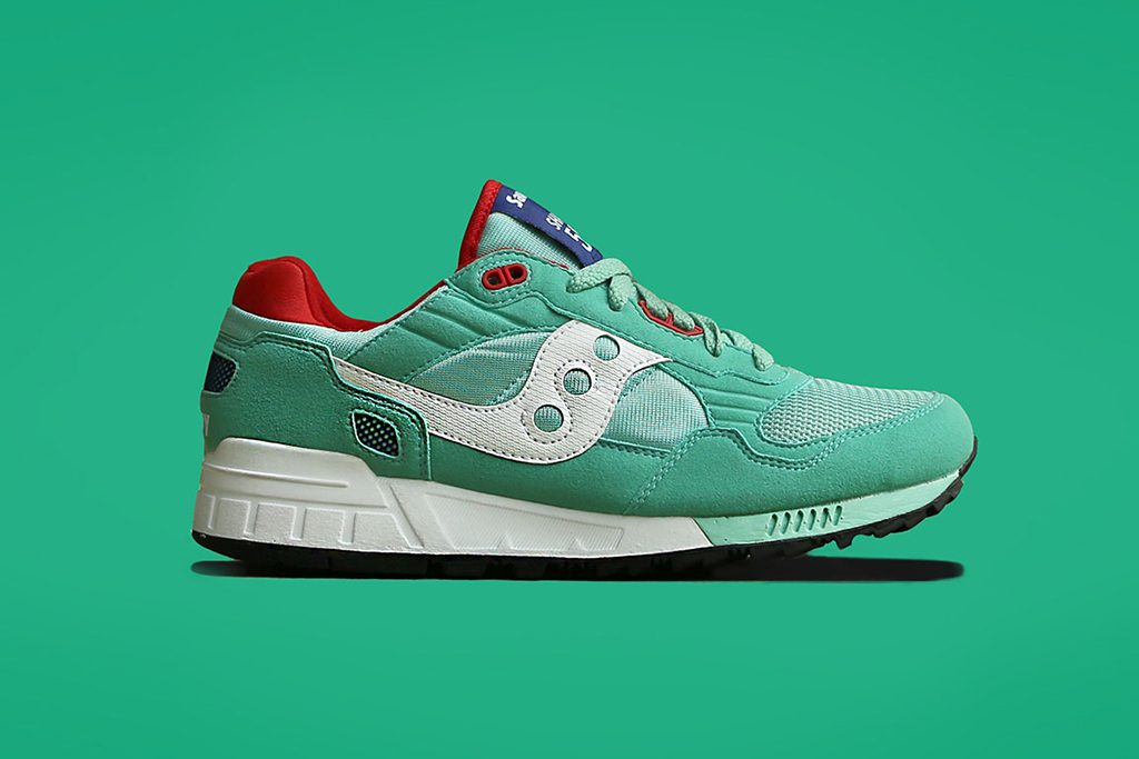 """Saucony 2014 Fall/Winter """"Cavity"""" Pack"""