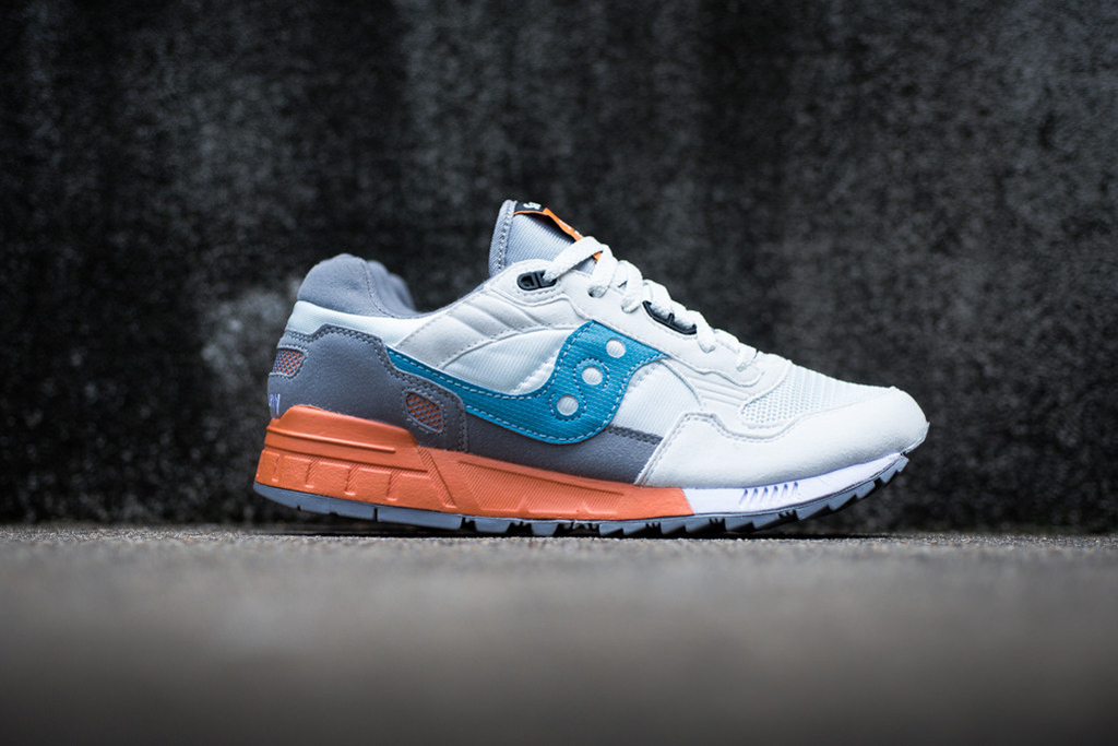 saucony 2014 summer shadow 5000 grey blue