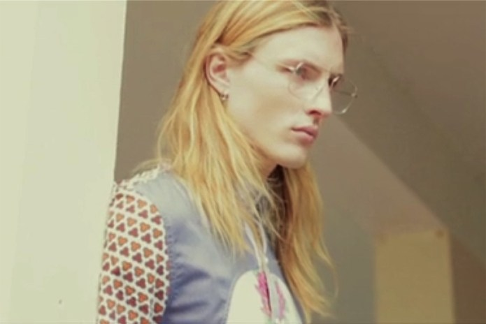 "senhor PRUDÊNCIO 2015 Spring/Summer ""HOMONIMA"" Video Lookbook"