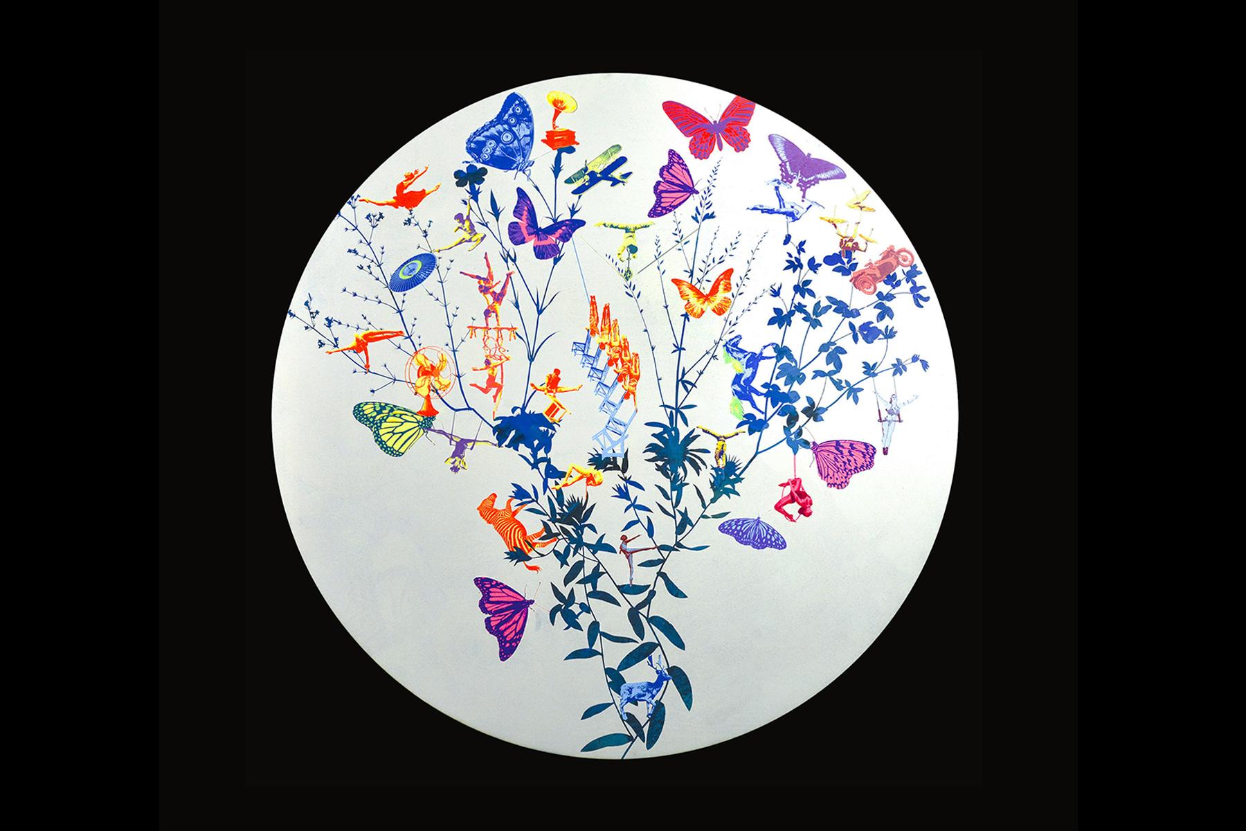 """SHANGHAI TANG: Jacky Tsai Cultivates """"A Garden of Vibrant Dreams"""""""